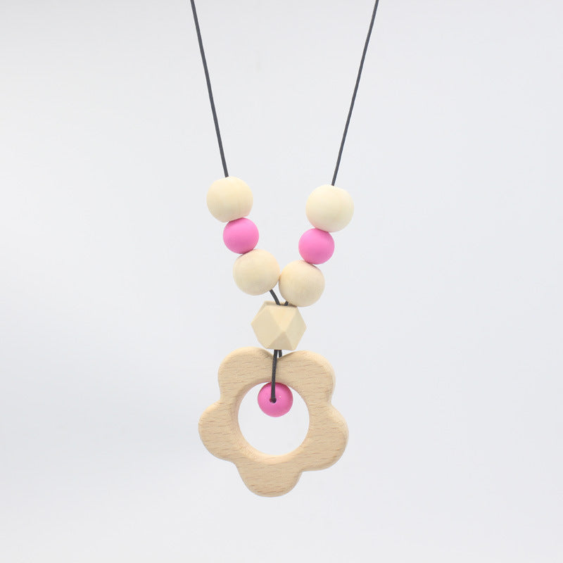 Nursing Necklace-Plum Blossom