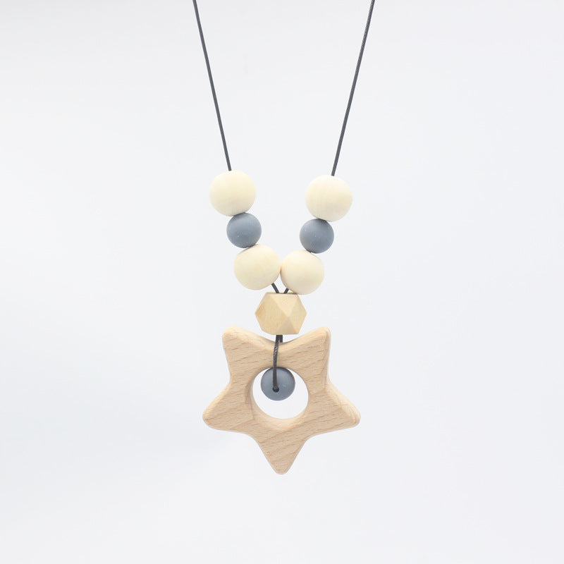 Nursing Necklace- Star