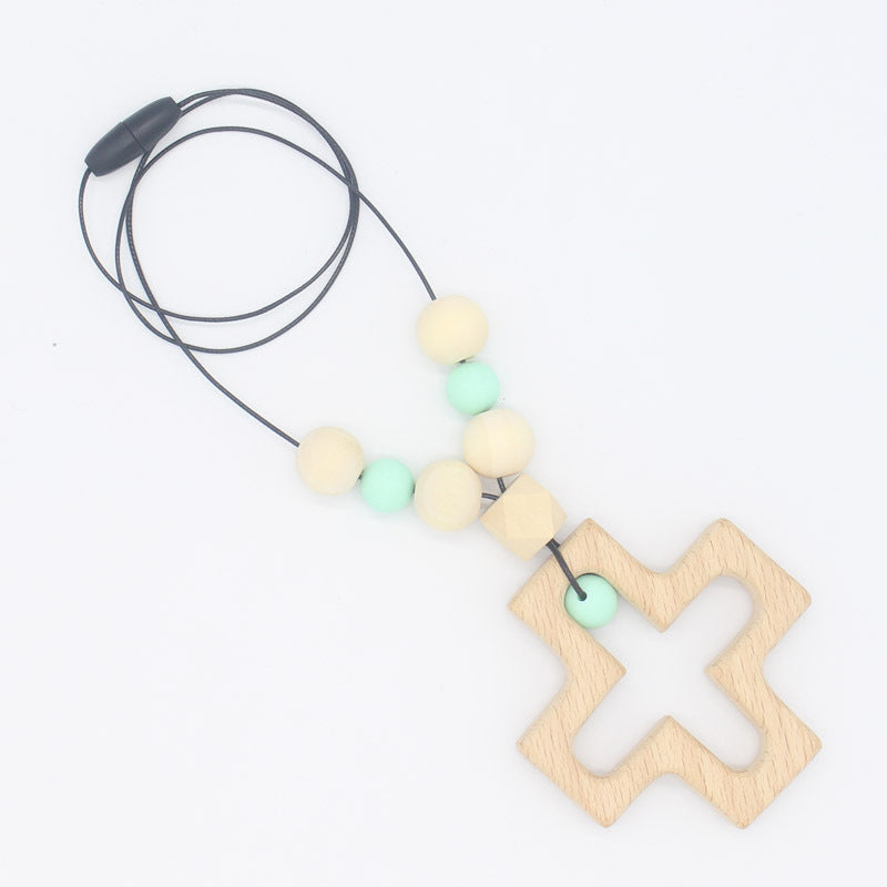 Nursing Necklace-Cross shaped