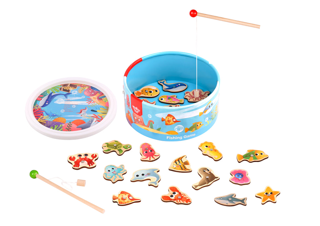 Tooky Toy - Fishing Game