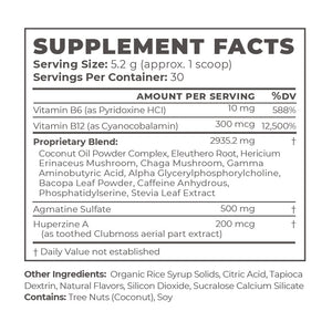 Koios Nootropic Supplement Mixed Bundle 4 Pack - 120 Servings