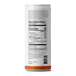 Orange Creamsicle Fit Soda  - Healthy Hydration with amazing flavor!