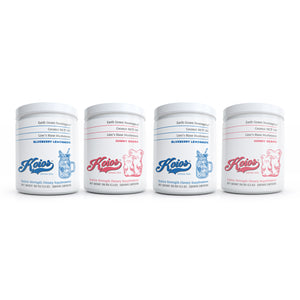Koios Nootropic and Immunity Drink Mix Bundle 4 Pack - 120 Servings