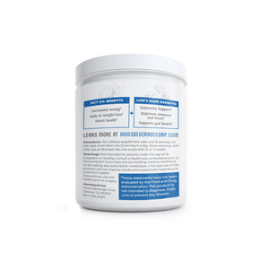 Koios Blueberry Lemonade Nootropic Supplement Tub – 30 Servings
