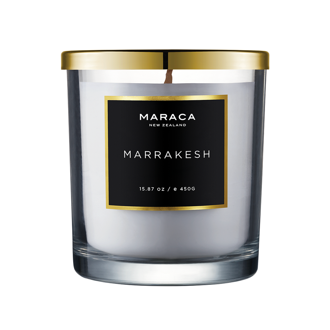 Maraca Candle | Marrakesh