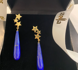 Celestial Earrings by Tory & Ko | Limited Edition