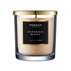 Maraca Candle | Shanghai Night