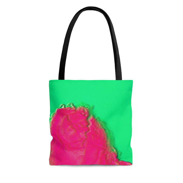 "Drew Southern ""Green Vibe"" Tote Bag"