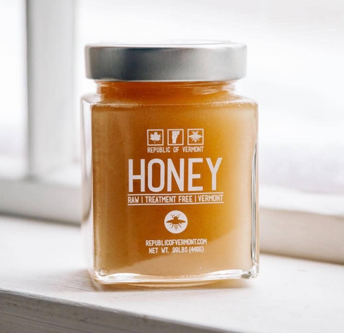 Vermont Raw Honey