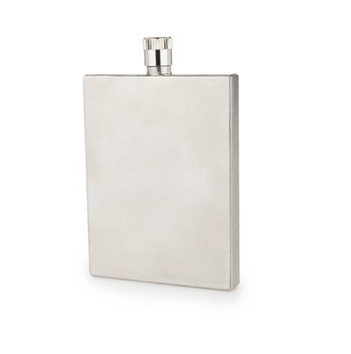Harrison Stainless Steel Slim Flask