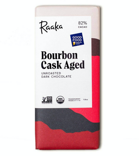 Bourbon Cask Aged Chocolate Bar