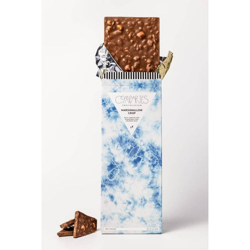 Compartes Chocolate - Marshmallow Crisp Milk Chocolate Bar