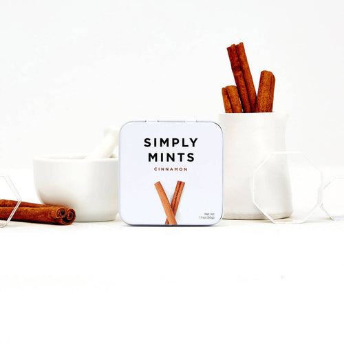 Simply Mints: Cinnamon