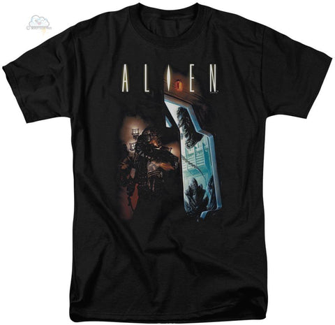 Alien - Around The Corner Short Sleeve Adult