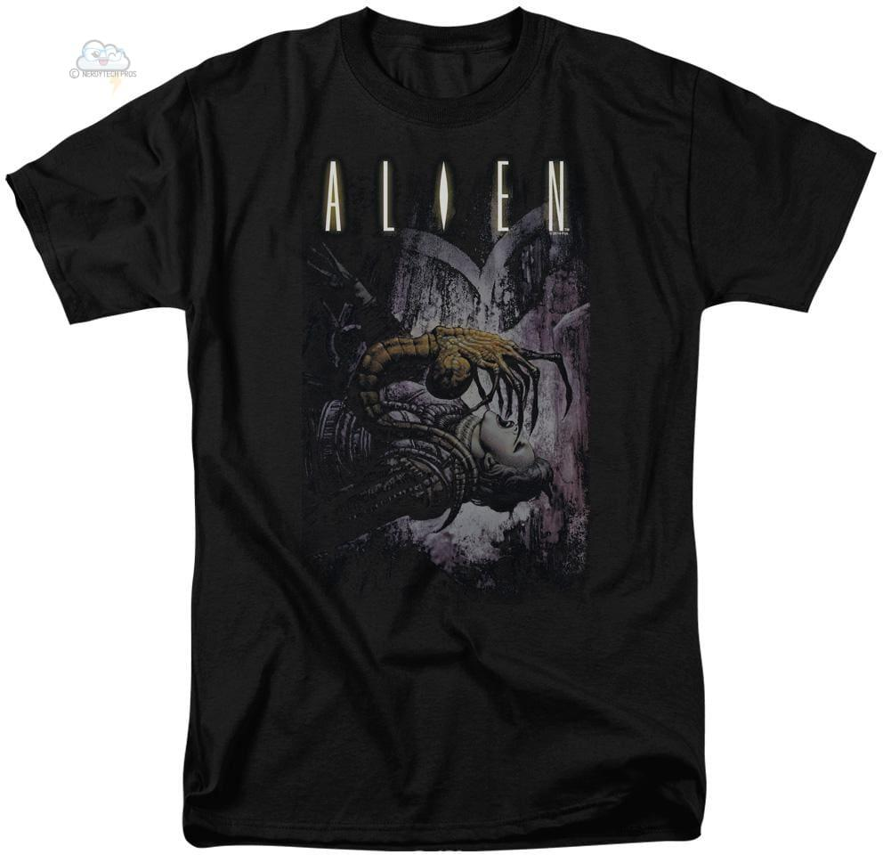 Alien - Hugger Short Sleeve Adult