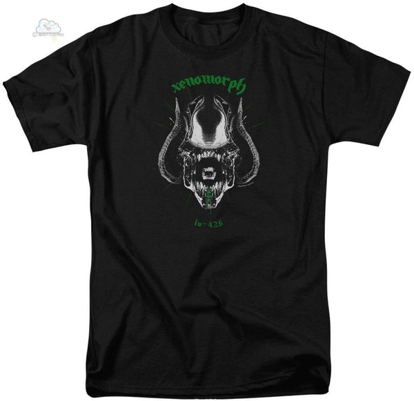 Alien - Xenomorph Short Sleeve Adult