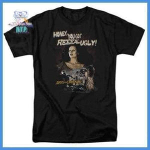 Army Of Darkness - Reeeal Ugly! Short Sleeve Adult