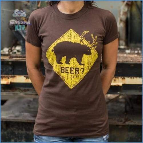 Beer? Bear (Ladies)