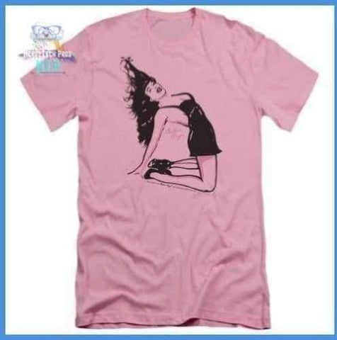 Bettie Page - Hair Raising Short Sleeve Adult