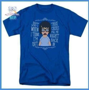 Bobs Burgers - Pull Me In Short Sleeve Adult