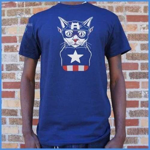 Captain Ameri-Cat (Mens)