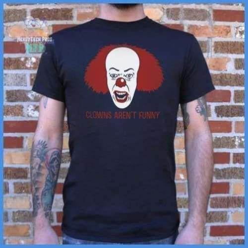 Clowns Aren't Funny (Mens)