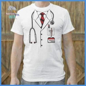 Doctor Costume (Mens)