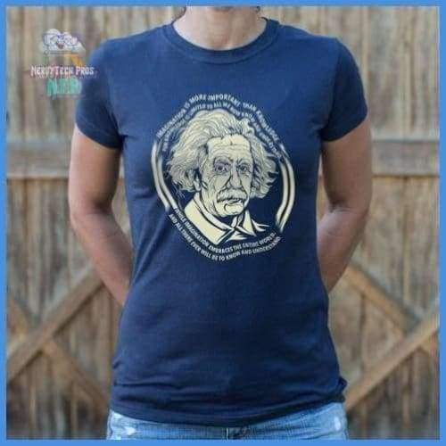 Einstein's Imagination (Ladies)