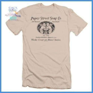 Fight Club - Paper Street Short Sleeve Adult