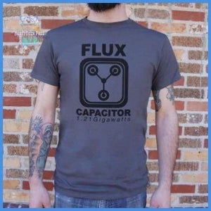 Flux Capacitor 1.21 Gigawatts (Mens)