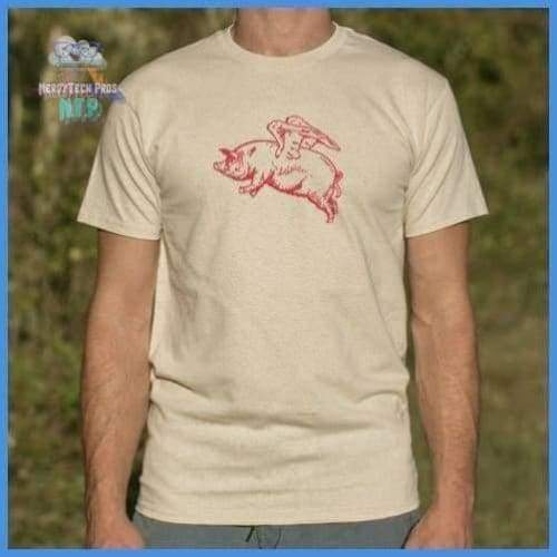 Flying Pig (Mens)