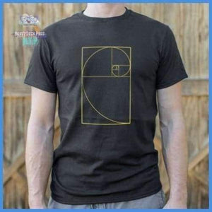 Golden Spiral Diagram (Mens)
