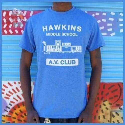 Hawkins AV Club (Mens)