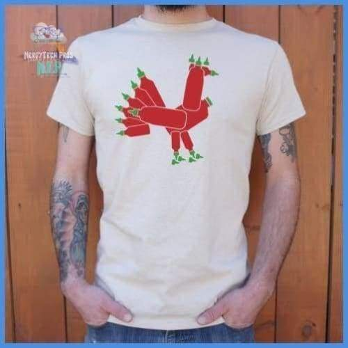Hot Sauce Rooster (Mens)