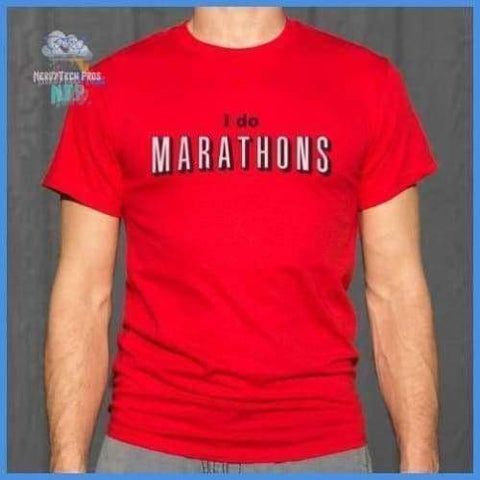 I Do Marathons (Mens)