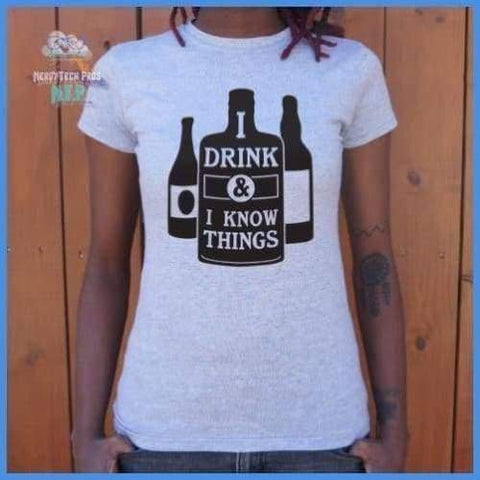 I Drink And I Know Things (Ladies)