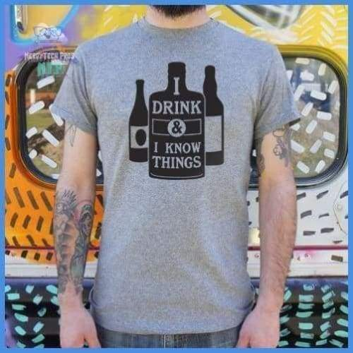I Drink And I Know Things (Mens)