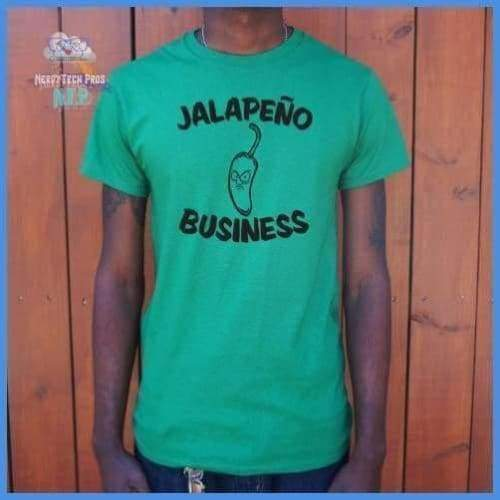Jalapeño Business (Mens)