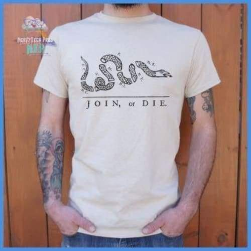 Join Or Die Snake (Mens)