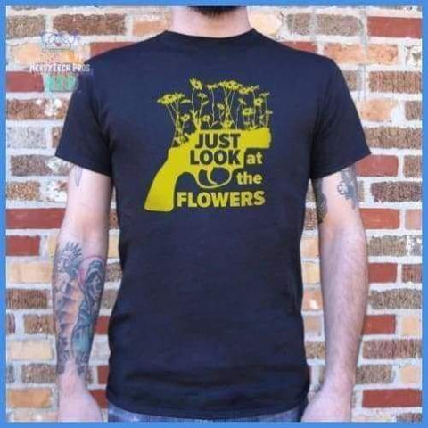 Just Look At The Flowers (Mens)