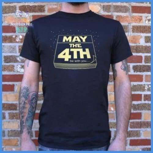 May The Fourth Be With You (Mens)