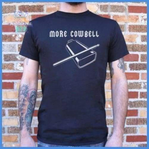 More Cowbell (Mens)