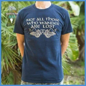 Not All Those Who Wander Are Lost (Mens)
