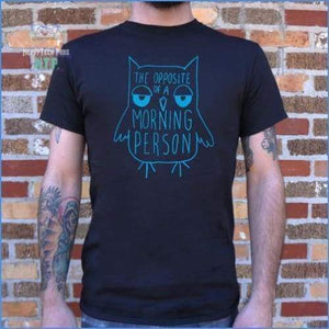 Opposite Of A Morning Person Owl (Mens)