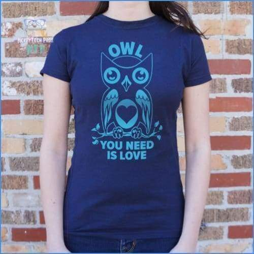 Owl You Need Is Love (Ladies)