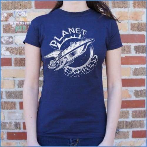Planet Express Spaceship (Ladies)
