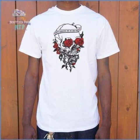Skull And Roses (Mens)
