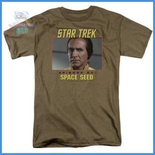 St Original - Space Seed Short Sleeve Adult
