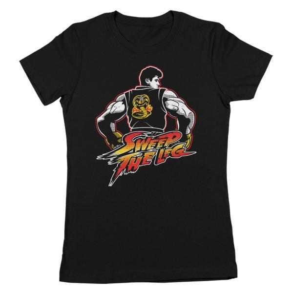 Sweep The Leg Dojo Women's Fit T-Shirt
