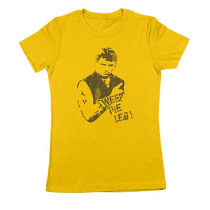 Sweep The Leg Women's Fit T-Shirt